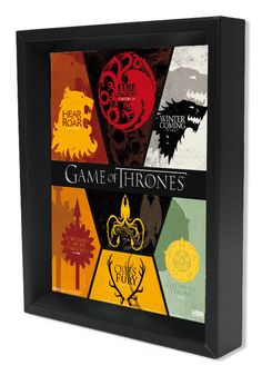 Game of Thrones Siglis Framed Graphic Art