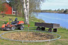 It's a house - en av Sveriges största inredningsbloggar: Gräv ner studsmattan!