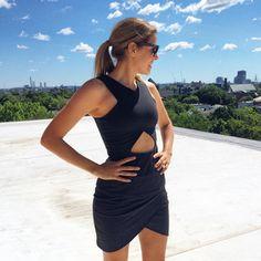 Paridaez- Boston based fitness apparel