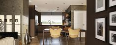 Projekt domu Madera 168,2 m2 - koszt budowy - EXTRADOM Beautiful House Plans, Beautiful Homes, Dream Home Design, Modern House Design, Home Projects, Master Bath, Table, Furniture, Home Decor