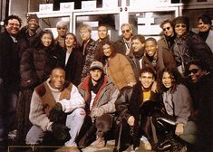 "The Originl Broadway cast of ""Rent"" on opening night. Rent Musical, Musical Theatre Broadway, Lexi Lawson, Layton Williams, Jonathan Larson, Cinderella Broadway, Rent Movies, The Last Ship, Idina Menzel"
