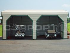1000 images about metal garages steel garages metal for Mobile home garage kits