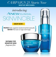 It here. If you get ANEW CLINICAL SKINVINCIBLE Protect & Repair Duo  116-626 I know you will love it.