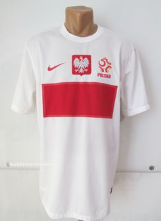 aa52017cf12 Poland 2012 2013 2014 home football shirt by Nike Euro2012 Polska Polish  PZPN jersey