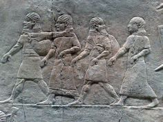 The Royal Lion Hunt _ Assyrian about 645-635 BC, From Nineveh, North Palace