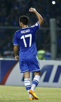 Eden Hazard - Chelsea v Indonesia All-Stars