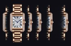 Cartier Tank created in 1919 as seen on a passing arm is an instant recognizable & evocative beacon. Now there is a new Tank that speaks to the heart of our nation: the Tank Anglaise.