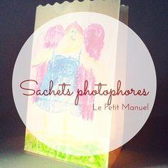 Sachets en photophores @ Le Petit Manuel