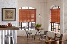 4 Trusting Tips AND Tricks: Indoor Blinds Apartment Therapy modern blinds bedroom.Roller Blinds With Curtains living room blinds pictures. Indoor Blinds, Patio Blinds, Diy Blinds, Bamboo Blinds, Fabric Blinds, Curtains With Blinds, Blinds Ideas, Roman Blinds, Kitchen Blinds Ikea