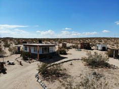 The Original Joshua Tree Homesteader Cabin - Cabins for Rent in Joshua Tree, California, United States Desert Homes, Cabins, Homesteading, Acre, New Experience, United States, California, The Originals, House Styles