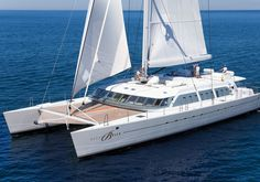 """""""The Wanderlust Food Diaries"""": """"Smooth Sailing"""", The """"Necker Belle"""" Catamaran (based in the British Virgin Islands)  On the Menu: """"Smooth Sailing"""" Caribbean Lunch Inspirations"""