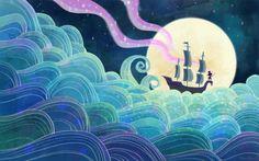 pirate sea