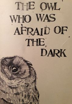 the owl who was afraid of the dark book cover