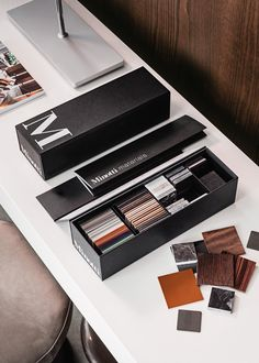 Materials collection #minotti #decoration #interior