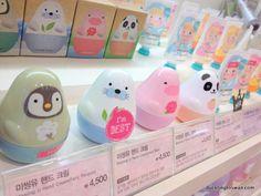 Cosmetics in South Korea  www.ducklingtoswan.com