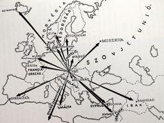 1969-re a termelési érték 351 millió forint, az export ebből elérte a 127,5 millió forintot. Az export területei: Irak, Ciprus, Jordánia, Szovjetunió, Afrika, Málta, Gibraltár, Anglia, Ausztrália, Kisázsia, Franciaország, Hollandia, Lengyelország, Dánia, Svédország, Norvégia és Izland.