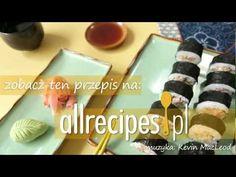 Sushi z tuńczykiem - Allrecipes.pl
