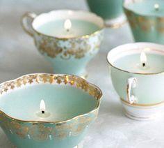 Diy: Dicas de Como Fazer Velas Aromáticas e Decorativas Para Chá de Cozinha e Panela