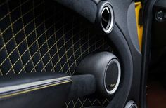 British seat manufacturer, Cobra Seats has transformed Mark Dunsford's 2006 Mini Cooper S into a vehicle fit for a King