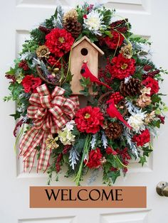 WREATH  http://www.timelessfloralcreations.com/