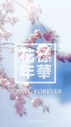 BTS 'Forever Young' Wallpaper