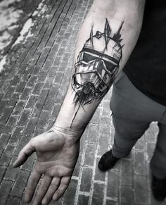 Stormtrooper by Inez Janiak