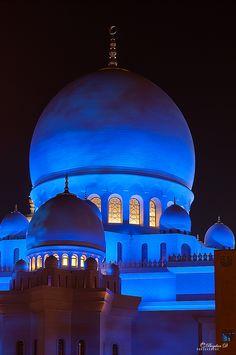 Mosque, Infinite, Respect, Taj Mahal, Wordpress, Spaces, Building, Blue, Travel