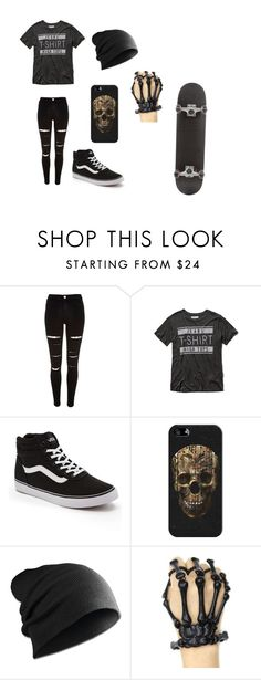 """""""Untitled #98"""" by darksoul7 on Polyvore featuring River Island, Abercrombie & Fitch, Vans and Casetify"""
