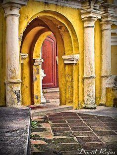 El Calvario, Antigua Guatemala