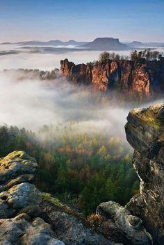 Saxon National Park - Switzerland