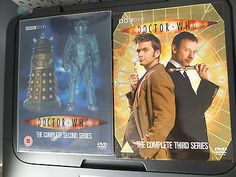 #Doctor who #series 2 & 3 #complete (dvd, box set) both signed region 2,  View more on the LINK: http://www.zeppy.io/product/gb/2/121944139026/