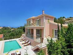 Villa Nikolas Fiscardo, Kefalonia , Greece