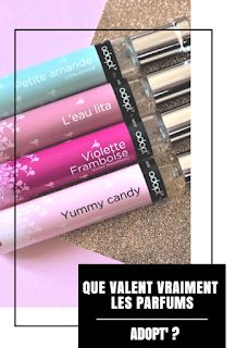 Réserve Betty Parfums Adopt' Naturelle Par Beauty Blog Les 9ED2IYWH