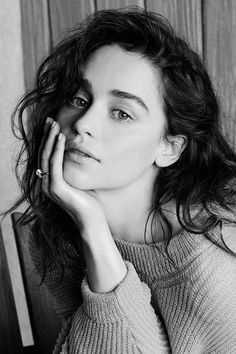 Emilia Clarke by Lachlan Bailey for WSJ Magazine March 2014