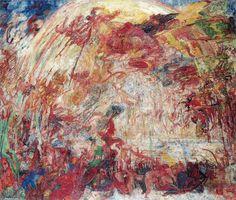 James Ensor, De val van de opstandige engelen, 1889 (La caduta degli angeli ribelli)