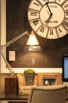 My Sweet Savannah: ~Restoration Hardware French Tower Clock Knockoff~