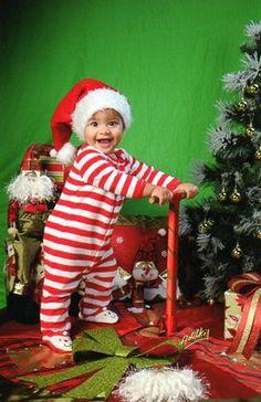 Bebés con atuendos navideños. ¡Fotos! | Blog de BabyCenter