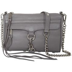 Rebecca Minkoff Mini M.A.C. Clutch in Lavender ($215) found on Polyvore. I need to have this! STAT!!