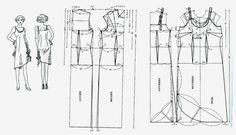 dresses (Chinese method of pattern making) - SSvetLanaV - Picasa Albums Web
