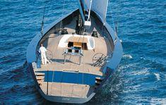 Wally sailing boat