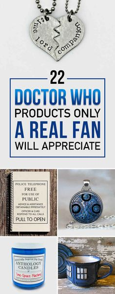 22 Doctor Who Products Only A Real Fan Will Appreciate