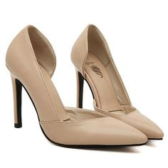 $12.99 Stunning Women's Pumps With Pointed Toe and Stiletto Design