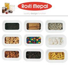 Rosti Mepal - Modula Vorratsdosen Set 7-teilig