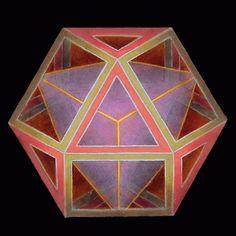 transition seed / Kris Davidson / Sacred Geometry <3