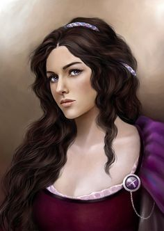 asoiaf art : Photo Ashara Dayne