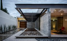 Galeria de Casa TCH / Arkylab - 1