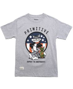 Primitive - Tom Cat T-Shirt