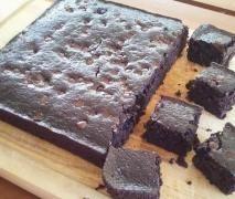 Paleo Friendly Chocolate Brownies