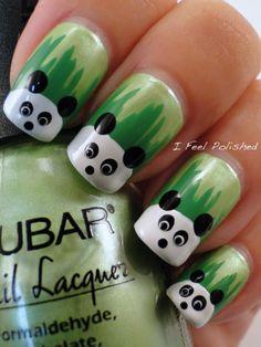 panda bear nails gaaahhhhakhjslkfjiosfshflwehjklfsddf