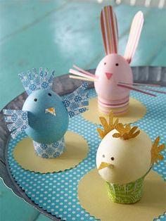 Easter Paper Crafts.